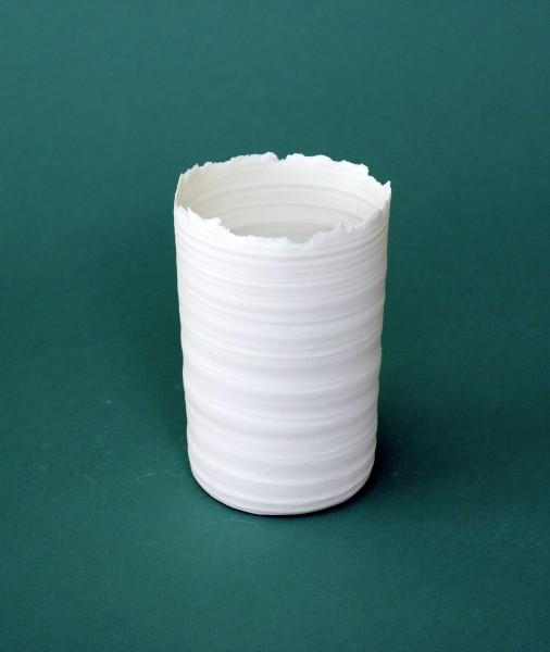 Porzellan-Vasen / -Windlichter 'M'