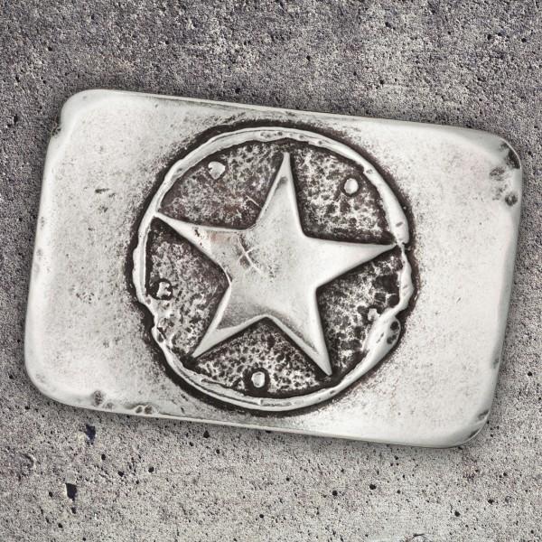 Schließe mit Stern